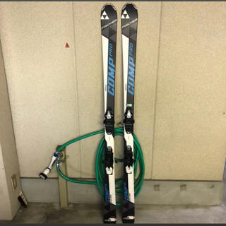 フィッシャー(Fisher)のフィッシャー スキー板 165cm (板)