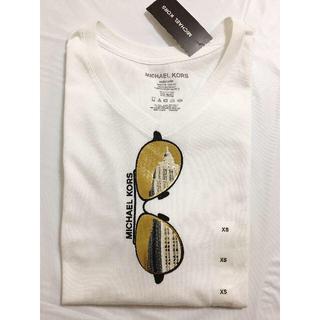マイケルコース(Michael Kors)の新品 マイケルコース 半袖 メンズ Tシャツ(Tシャツ/カットソー(半袖/袖なし))
