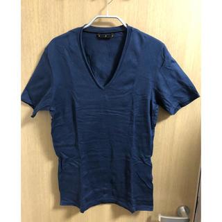 アトウ(ato)のato アトウ Vネック半袖シャツ(Tシャツ/カットソー(半袖/袖なし))