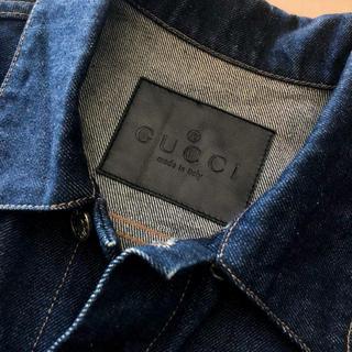 Gucci - デニムジャケット/GUCCI