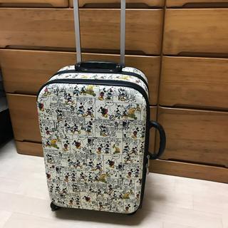 ディズニー(Disney)のキャリーバッグ ミッキー(スーツケース/キャリーバッグ)