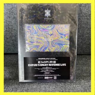 エンパイア(EMPIRE)のEMPiRE EMPiRE'S GREAT REVENGE LiVE 初回盤新品(ミュージック)