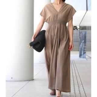 ノーブル(Noble)のマリハ 夏の光のドレス MARIHA(ロングワンピース/マキシワンピース)