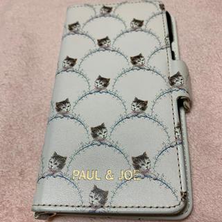 ポールアンドジョー(PAUL & JOE)のPaul&JOE スマホケース iPhone 7用(iPhoneケース)