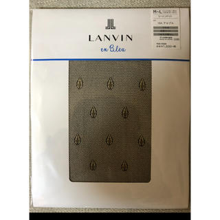 ランバンオンブルー(LANVIN en Bleu)のランバンオンブルーストッキング(タイツ/ストッキング)