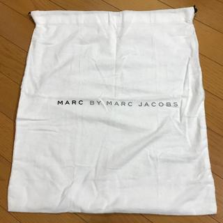 マークバイマークジェイコブス(MARC BY MARC JACOBS)のMARC BY MARC JACOBS マークジェイコブス 保存袋(ショップ袋)