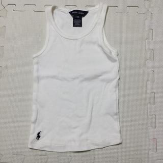 ラルフローレン(Ralph Lauren)のラルフローレン タンクトップ 90~100cm(Tシャツ/カットソー)