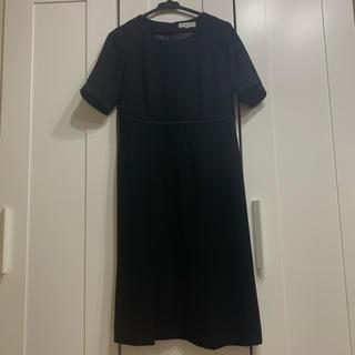シマムラ(しまむら)の礼服 ブラックフォーマル ワンピース(礼服/喪服)