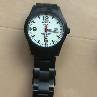 アヴィレックス(AVIREX)の破壊神久保田様 専用 AVIREX 腕時計(腕時計(アナログ))