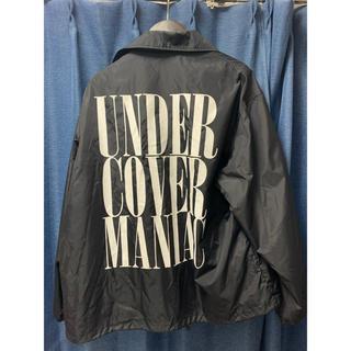 UNDERCOVER - Undercover アンダーカバー ナイロンコーチジャケット