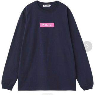 ミルクフェド(MILKFED.)のミルクフェド 長袖(Tシャツ(長袖/七分))