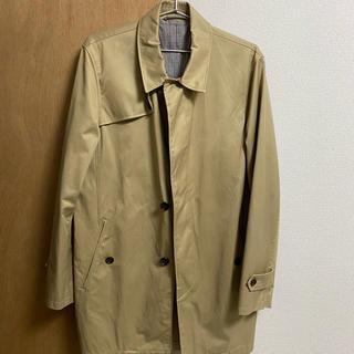 ジーユー(GU)のコート(ステンカラーコート)