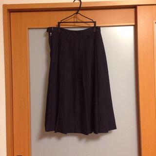 アップタイト(uptight)のほぼ新品♡ひざ下♡プリーツスカート(ひざ丈スカート)