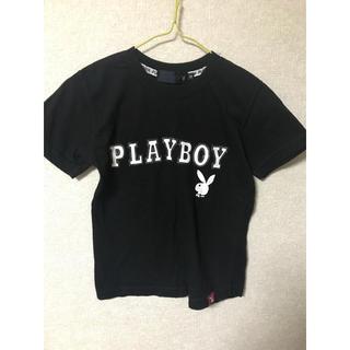 プレイボーイ(PLAYBOY)のPLAYBOY 子供服 半袖Tシャツ(Tシャツ/カットソー)