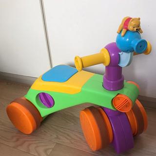 ディズニー(Disney)のプーさん よくばりウォーカーライダー(手押し車/カタカタ)