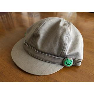 サンカンシオン(3can4on)の3can 4on 帽子 キャスケット 52センチ(帽子)