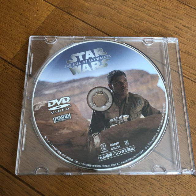 スター ウォーズ スカイ ウォーカー の 夜明け dvd