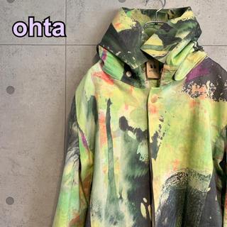 オータ(ohta)のohta オオタ 混濁のコート レインコート(ステンカラーコート)