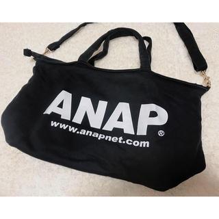 アナップ(ANAP)のANAP/トートバッグ/肩紐取り外し可♡(ショルダーバッグ)