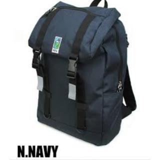 エムイーアイリテールストア(MEIretailstore)の新品未使用 mei 紺 NAVY 軽量 BACKPACK BAG バッグ(リュック/バックパック)
