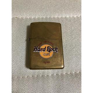 ジッポー(ZIPPO)のHard Rock CAFE zippo(タバコグッズ)