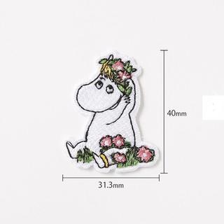 ユニクロ(UNIQLO)のフローレン✖︎ユニクロ 刺繍ワッペン(各種パーツ)