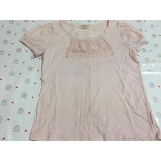 EmilyTemplecute レースTシャツ