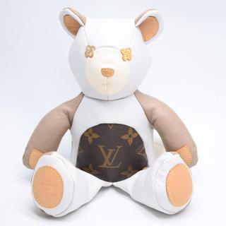 ルイヴィトン(LOUIS VUITTON)のLouis Vuitton ルイヴィトン ドゥドゥルイ 人形 ベア テディベア (ぬいぐるみ/人形)