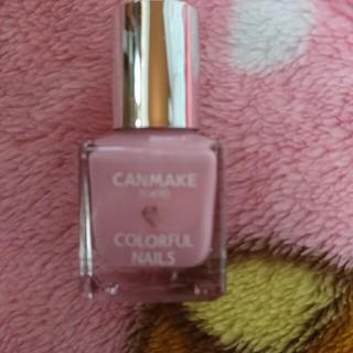 キャンメイク(CANMAKE)のキャンメイク ピンクネイル(ネイル用品)