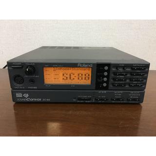 ローランド(Roland)のローランド Roland SC-88 MIDI音源モジュール 動作品(音源モジュール)