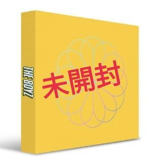 THEBOYZ CD 未開封(K-POP/アジア)