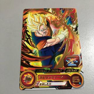 ドラゴンボール(ドラゴンボール)のドラゴンボールヒーローズ カードグミ11(シングルカード)
