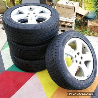 アウディ(AUDI)のアウディ A3純正16インチホイールとタイヤ付き 4本セット 6.5J +42 (タイヤ・ホイールセット)