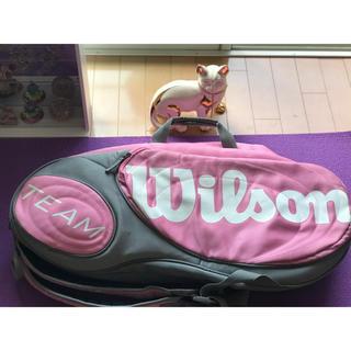 ウィルソン(wilson)のWilson ケース💪💪💪(ラケット)