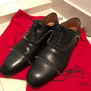 Christian Louboutin - クリスチャンルブタン 革靴
