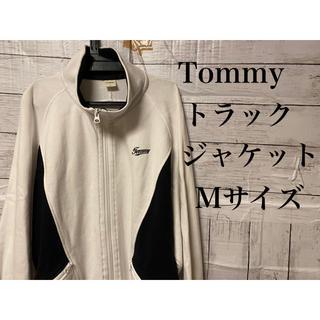 トミー(TOMMY)のtommy トミー トラックジャケット ホワイト スポーティ 白 old(その他)
