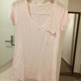 エバー(ever)のever コットンシャツ(Tシャツ(半袖/袖なし))