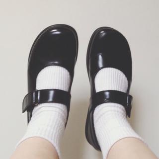 ビルケンシュトック(BIRKENSTOCK)のレア! ビルケン ストラップシューズ(ローファー/革靴)