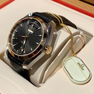 オメガ(OMEGA)のakiさん専用 定価1,188,000円 オメガ シーマスターアクアテラ K18(腕時計(アナログ))