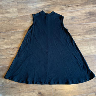アクネ(ACNE)のCLANE クラネトップス ノースリーブ サイズ36(カットソー(半袖/袖なし))