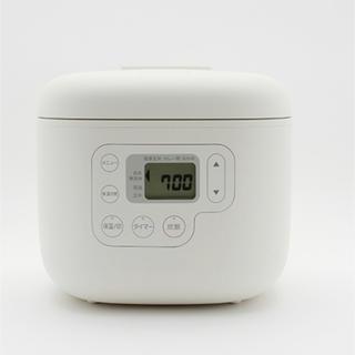 ムジルシリョウヒン(MUJI (無印良品))の新品未使用 無印炊飯器 3合炊き MUJI (炊飯器)
