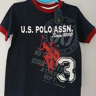 新品タグ付き 130 120 140 ポロ US ポロ アッスン 海外購入品(Tシャツ/カットソー)
