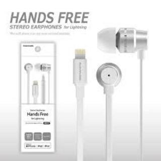 多摩電子工業 ステレオイヤホン&ハンズフリーアルミ SSH65LW(ヘッドフォン/イヤフォン)