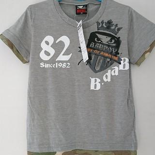 バッドボーイ(BADBOY)の新品未使用品 130㎝ バッドボーイ 男の子 Tシャツ 半袖トップス(Tシャツ/カットソー)