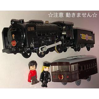 タカラトミー(Takara Tomy)のプラレール車両 銀河鉄道999 ☆稼動せず☆ プラキッズ付き(鉄道)