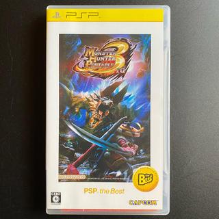 プレイステーションポータブル(PlayStation Portable)のモンスターハンター(携帯用ゲームソフト)