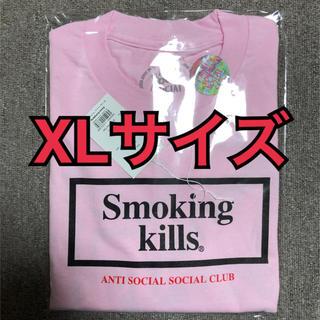 アンチ(ANTI)のANTI SOCIAL SOCIAL CLUB × FR2(Tシャツ/カットソー(半袖/袖なし))