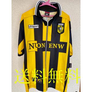 ウールシュポルト(uhlsport)の【レア】フィテッセユニホーム Lサイズ 1999年モデル(ウェア)
