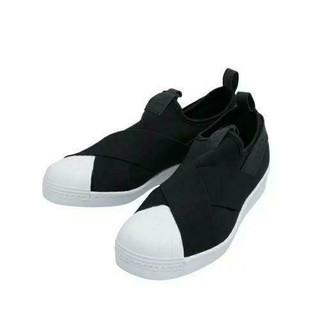 アディダス(adidas)のアディダス スリッポン 24cm(スリッポン/モカシン)