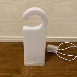 ムジルシリョウヒン(MUJI (無印良品))の【無印良品】LED持ち運びできるあかり 型番:HCR‐81(フロアスタンド)